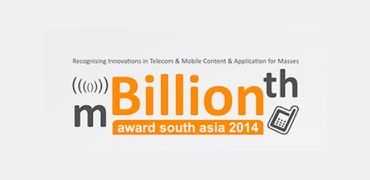 Situational Gita is a finalist in mBillionth South Asia Awards 2014